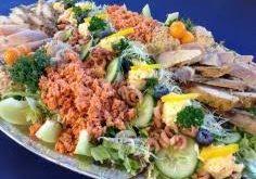 vis salade